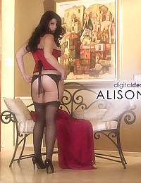 Alison Tyler wants to have some fun