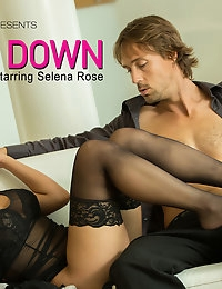 Spicy Selena is absolutely irresistible. Watch as she and her lover bask in love's embrace.