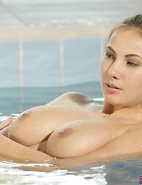 Delicious swimmer