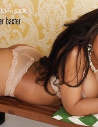 Esther Baxter rose to prominence after being featured in the music videos.