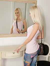 Watch MikesApartment scene Laying Lynna featuring Lynna Nilsson Browse FREE pics of Lynna Nilsson from the Laying Lynna porn video now