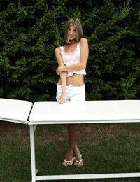 Good Rub featuring Anina Silk by Als Photographer
