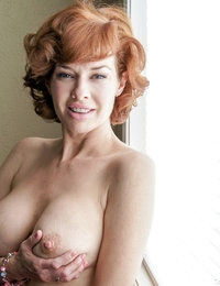 Well hello...Veronica Avluv here, ready to make your dreams come true haha! No, really, it's basically a superpower I possess. I was born in Texas and like they say, everything is bigger in Texas...have you noticed my boobs yet? Of course you have, silly! Today's shoot was lovely, it's always fun to share a moment in time whether it's with one person or with the world...sex brings us all together, I guess that's why they call it 'coming' instead of 'going' am I right? I hope you enjoy our time together, I know I certainly did. And who knows, you might just see me back on the site again...we'll see!