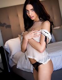 Araya Acosta is a skinny, wonderful treat